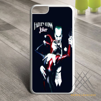 Harley Quinn Batman Joker Custom case for iPhone, iPod and iPad