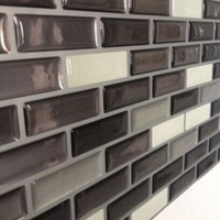 Modern Stone PVC Wallpaper Brick Wall Papers Roll For Living Room TV Background Home Decor Wall Stickers Wall Paper Decals