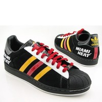 Adidas Men's Superstar Heat Casual