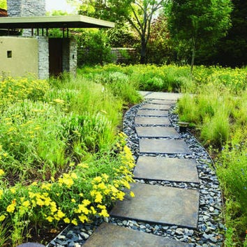 Path in Alamo CA < Great Garden Paths - Sunset.com
