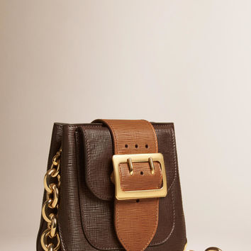 The Belt Bag – Square in Leather