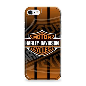 Harley Davidson Motorcycle Logo iPhone 6 Plus | iPhone 6S Plus Case