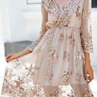 Simply Beautiful Spring Summer Dress, All Sizes