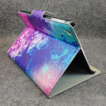 Galaxy Leather  iPad 2/3/4 mini Case