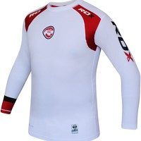 RDX Fight MMA Mens Rash Guard T-Shirt