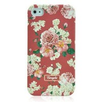 Villatic Style Garden Case for iPhone 4/4s