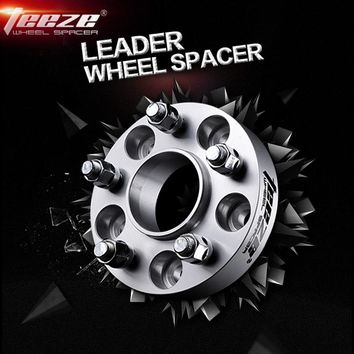 1 PC Alloy Wheels rim spacer 5x127 for Dodge JCUVJourney /  FIAT  Freemont / Jeep Grand Cherokee car styling 25mm wheel spacers