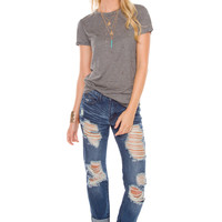 Waverly Boyfriend Jeans