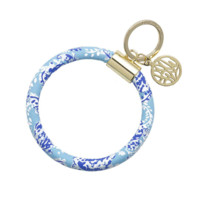 Round Keychain, Turtley Awesome - Lilly Pulitzer