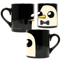 Adventure Time Gunter Black Mug | CartoonNetworkShop.com