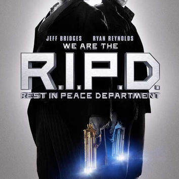 R.I.P.D. 27x40 Movie Poster (2013)