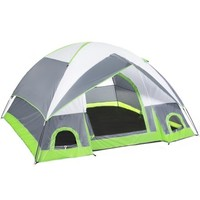 Best Choice Products 4 Person Camping Tent Family Outdoor Sleeping Dome Water Resistant W/ Carry Bag - Walmart.com
