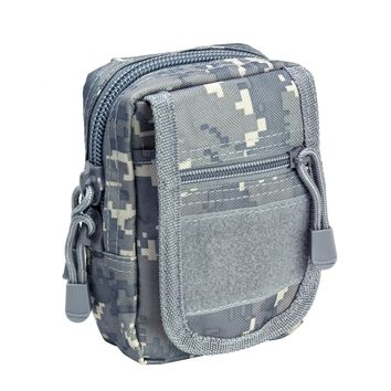Small Utility Pouch Great for Cell Phones Cameras First Aid Kits - Digital Camo