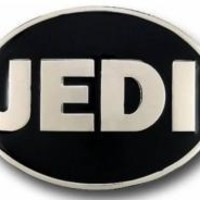 Star Wars Belt Buckle - Jedi