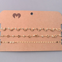 To The Moon & Back Choker Set