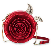 Beauty and the Beast Enchanted Rose Crossbody Bag by Danielle Nicole | Disney Store