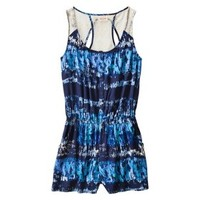 Mossimo Supply Co. Junior's Challis Romper - Assorted Colors