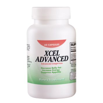 Xcel Advanced weight loss pills