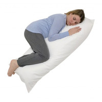 "Hypoallergenic- Body Pillow 20"" X 54"""