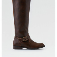 AEO Tall Riding Boot, Dark Brown