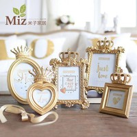 European classical classical 3 inch 6 inch 7 inch living room bedroom bedroom study decoration table decoration