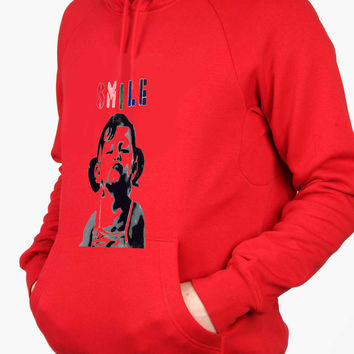 Smile Graffiti For Man Hoodie and Woman Hoodie S / M / L / XL / 2XL*AP*