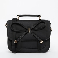 ASOS | ASOS Bow Satchel Bag at ASOS