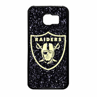 Logo Nfl Oakland Raiders Samsung Galaxy S6 Case