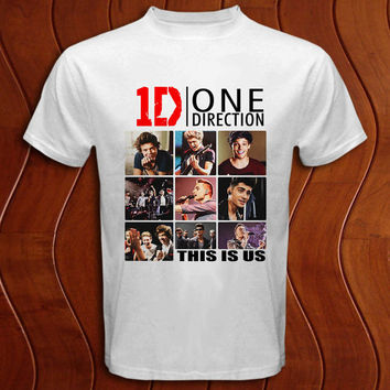 One Direction Shirt Men and Women T Shirt More Size Available