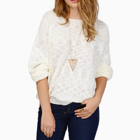 Let Loose Knit Sweater