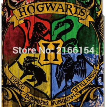 Harry Potter Hogwarts For iphone 5 5S SE 5C 6 6S 7 Plus Touch 5 6 For Samsung Galaxy S3 S4 S5 Mini S6 S7 Edge Note 3 4 5 C5 Case