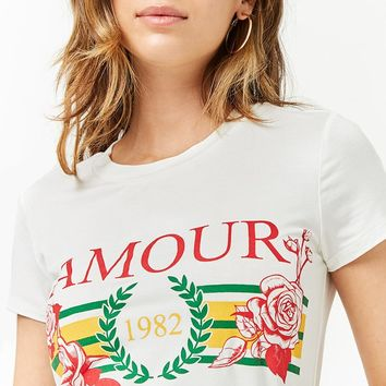 Amour 1982 Graphic Tee