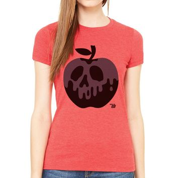 Ames Bros Women's Bite the Apple T-Shirt