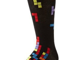 Amazon.com: K. Bell Socks Men's Tetris Sock, Black, 10-13: Clothing