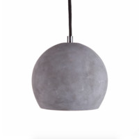 Alta Concrete Pendant Light