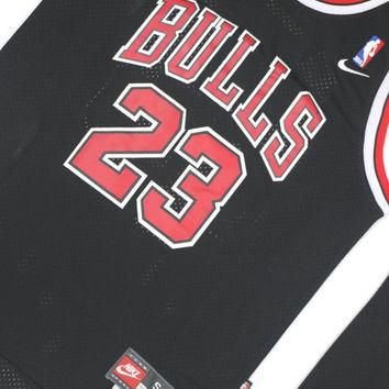 Jordan 23 Throwback Basketball Jersey Vintage Retro Classic Michael Jordan #23