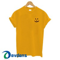 Halloween Pocklet T Shirt Women And Men Size S To 3XL