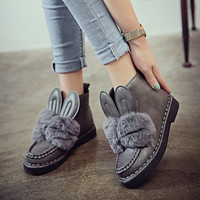 Hot Deal On Sale Shoes Winter Flat Boots [9257223372]