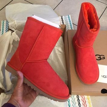 UGG authentic classic short boots