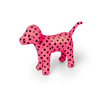 NEW! Large PINK Dog