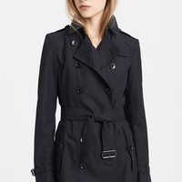 Burberry Brit 'Harbrooke' Trench Coat