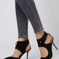GALLERY Asymetric Court Shoes - Topshop