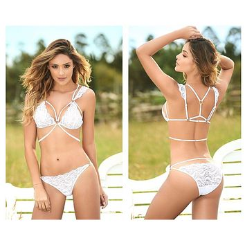 Mapale 8229 Two Piece Set Color White