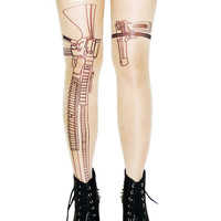 Machine Gun Stockings (SOLD OUT)