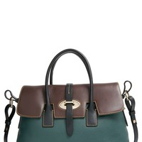 Dooney & Bourke 'Verona Large Elisa' Grained Leather Satchel