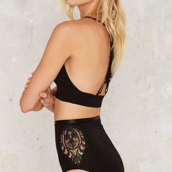 Lavish Alice Applique For That Lace Panty