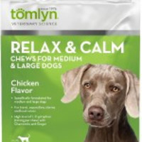Tomlyn Relax And Calm for Dogs and Cats