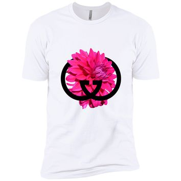 Gucci logo in Flower T-Shirt