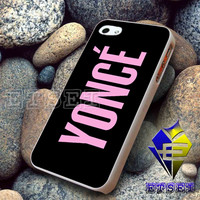 Yoncé Surfbort for iphone case, iPod, iPad, Samsung Galaxy Case, Hard Plastic Case, Rubber Case (AQ)