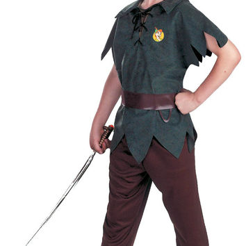 peter pan disney toddler-child costume